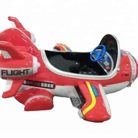 New Style High Quality Airplane Arcade Machine Play Equipment Kids Car Aircraft