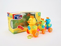 Animal type plastic toys B/O small toy for sale