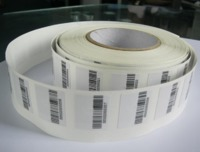 UHF tags / RFID books Paper labels, library management, high confidentiality, electronic tags Aikeyi Technology