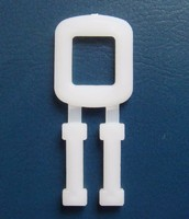 Manual packing poly buckle