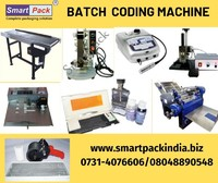 Semi automatic mrp  batch prinitng machine in jaipur