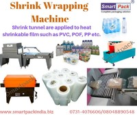 Shrink wrapping machine in india