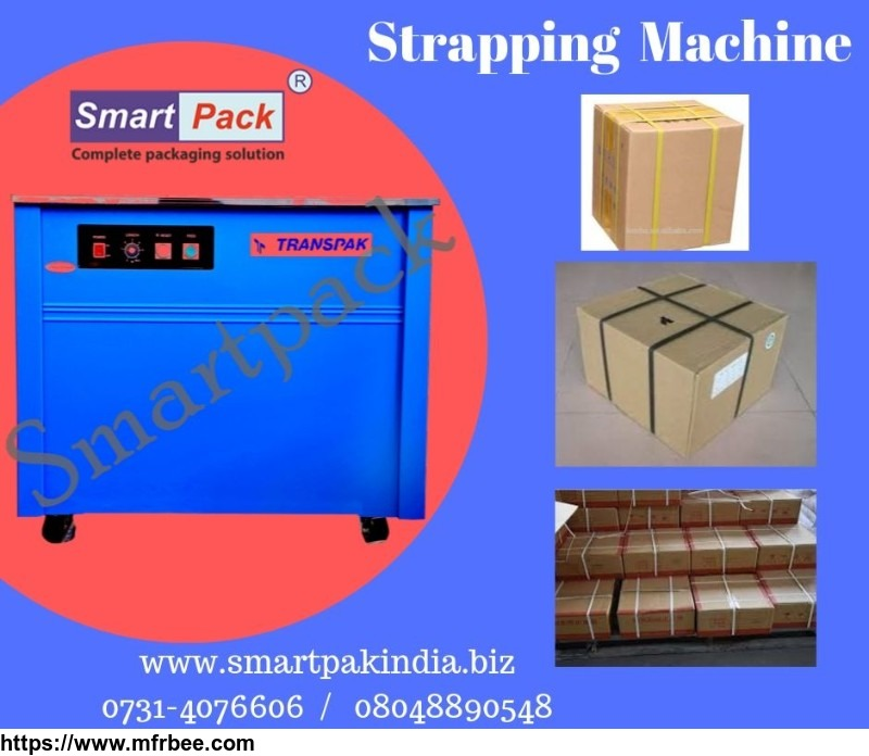 Strapping machine in india