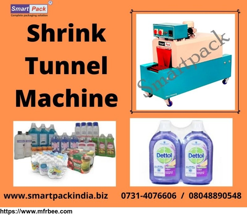 Shrink Tunnel machine in Aurangabad