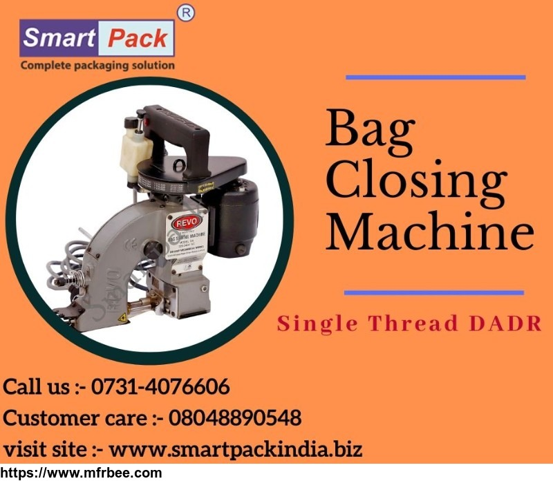 Bag Closer Machine for Jute bag Sealing In Nashik