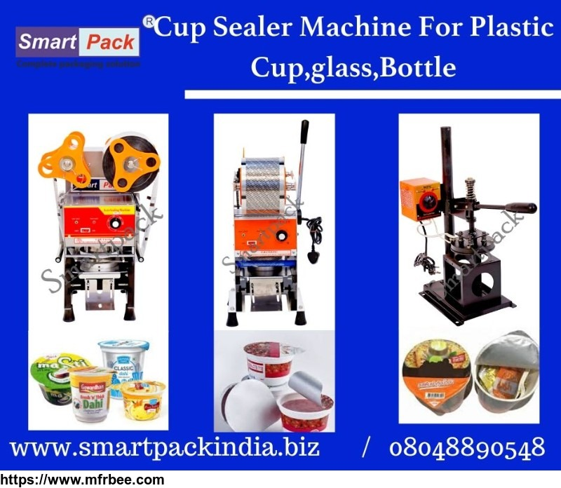 Plastic Cup Sealer Machine in Nagpur