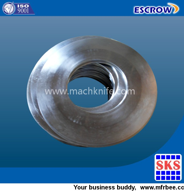 Separator Discs in metal sheet slitting