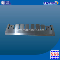 drum chipper blade with high wear-resistance