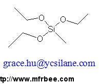 Methyltriethoxysilane 2031-67-6 Mtes Z-6370 Kbe-13 Silane Coupling