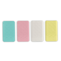 4000/8000 Li Polymer Battery Dual Usb Power Bank