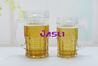 double wall freezer beer mug with liquid or gel inside from factory