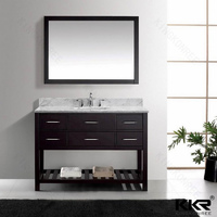 solid wood bathroom wall cabinet/pine wood bathroom cabinets
