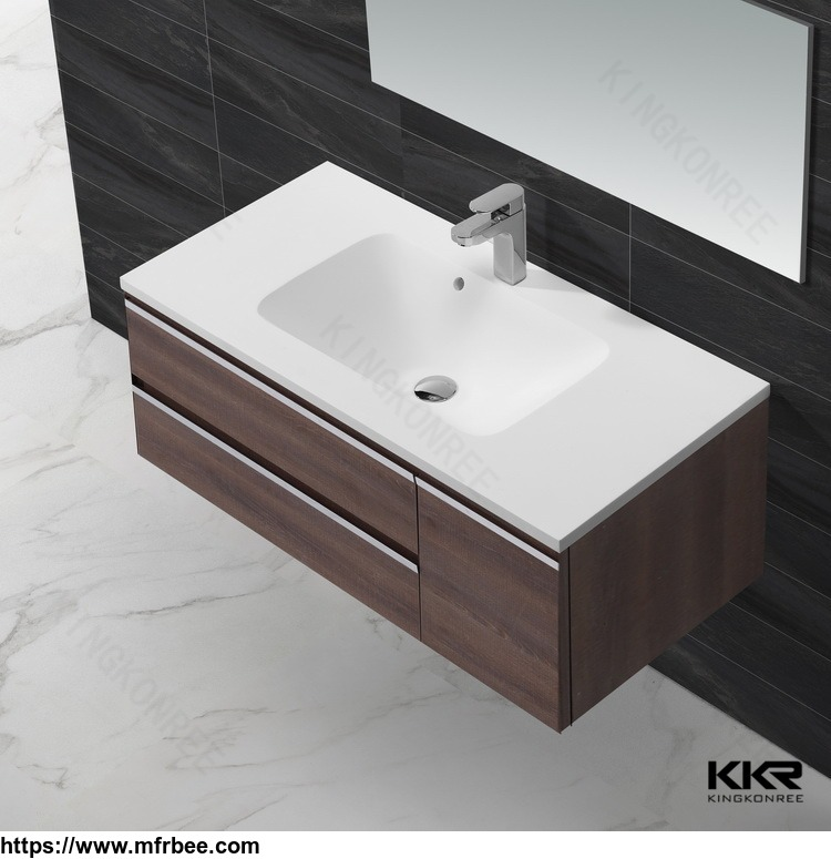 elegant_design_concise_above_counter_art_solid_surface_cabinet_basin