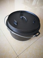 more images of Cast iron dutch oven