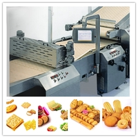 SAIHENG 1200 plate automatic biscuit making machine price
