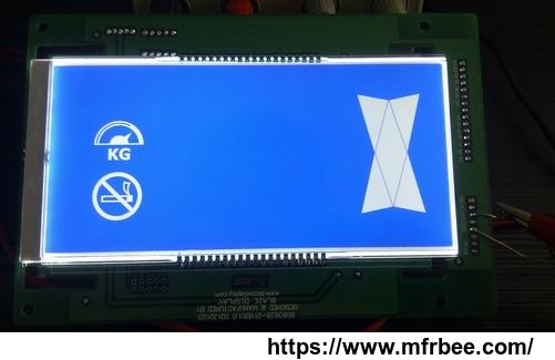 touch screen lcd display module Segment LCD Display Modules