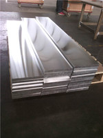 Hot rolled/cold rolled magnesium alloy plate and sheet