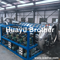 Huayu Brother FD-10 20 30 50 100 industrial freeze dryer lyophilizer