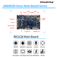 RK3128 Android Main Board for Robotic APP Control AR Book Reading