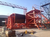 precast segmental box beam girder moulds for bridge construction