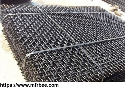Flat Crimped Wire Knitted SS Mesh