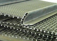 more images of Flat Crimped Wire Knitted SS Mesh