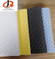 Universal sorbents for marine oil spill Meltblown Non-woven fabric 100%pp