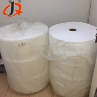 Eco-Friendly Non-Woven Fabric Air Filter Fiber for Face Mask 100%pp  High Efficiency Low Resistance