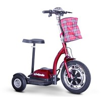 more images of eWheels EW-18 STAND-N-RIDE Mobility Scooter
