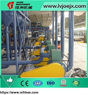 full_automatic_advanced_technology_fiber_cement_board_production_line