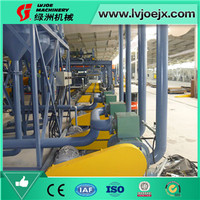 Full Automatic Advanced Technology Fiber Cement Board Production Line