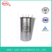 CBB65 Air Conditioner Capacitor 450VAC Polypropylene Film Capacitor