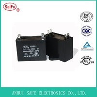 Cbb61 Fan Capacitor with Pin Series 450V 12UF