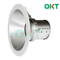 OKT J-box recessed led downlight, 4inch 6inch 8inch indoor lights