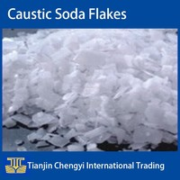 Made in China quality caustic soda flakes 99% manufacturers