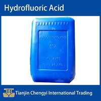 China industrial hydrofluoric acid price