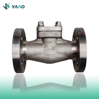 Flanged A182 F304L Forged Check Valve1/2-4 Inch API 602
