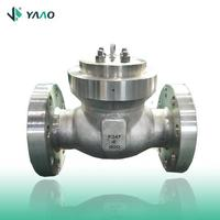 more images of API 602 Cryogenic Swing Check Valve, F347, 4 Inch, 900LB