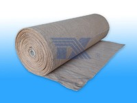 ceramic fiber cloth with vermiculite coated