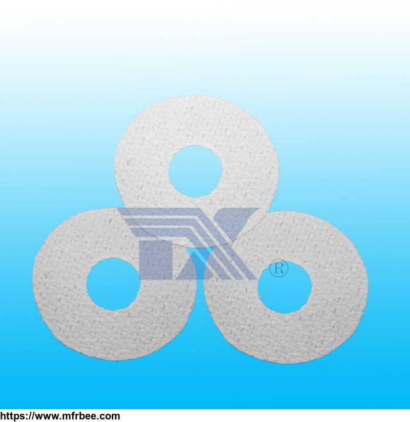 ceramic fiber paper gasket immersed glue