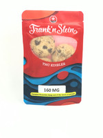 FRANK N STEIN – Chocolate Chip THC Cookies(160mg/100mg)
