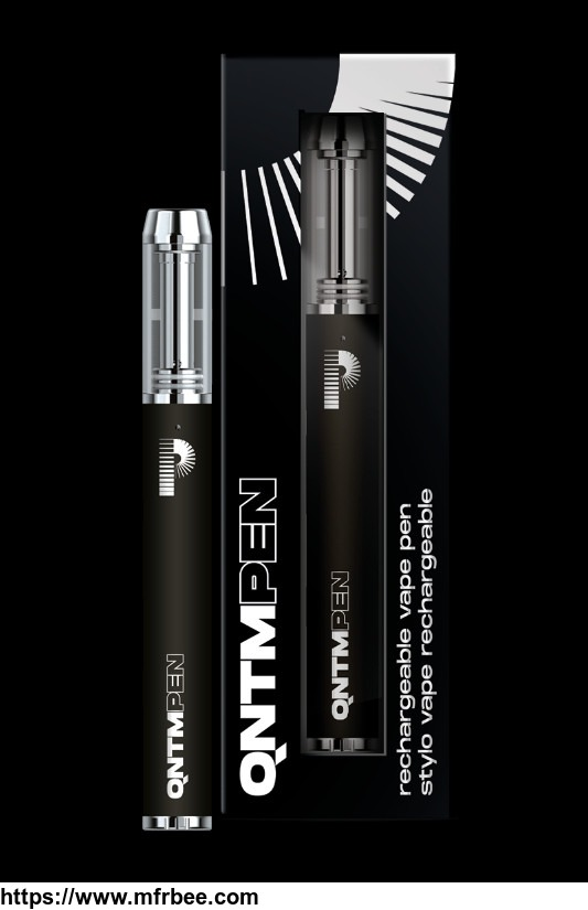 QNTM Pen – Rechargeable Disposable Distillate Vape Pen(0.5mL)