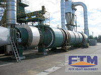 High Quality Rotary Drum Dryer/Drum Drying Equipment
