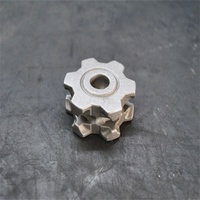 Silica sol-water glass composite shell casting technology