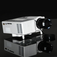 BarcoMax OEM supply mini Led Projector with HDMI,USB,VGA
