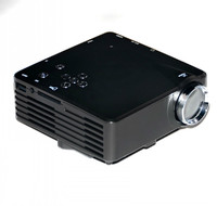 more images of original manufacturer barcomax mini led projector with HDMI,USB,TV turner