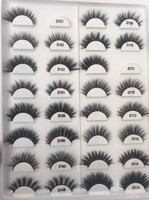 more images of 3D 100% Real Mink Fur False Eyelashes Strip Lashes