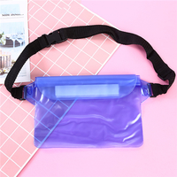 Waterproof Fanny Pack Bag Promotional Gift Custom Logo