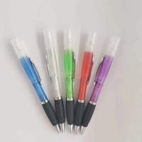 plastic perfume pen 4 ml mist mini travel spray pen epidemic prevention