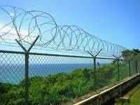 more images of Chain Link Razor Wire Fence